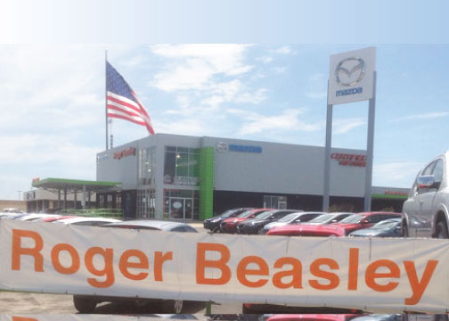 Roger Beasley Mazda Central >> Locations